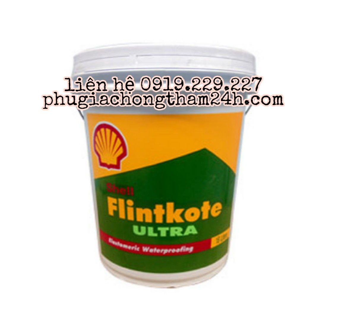 shell flintkote ultra