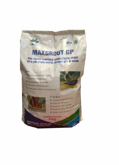 Maxgrout-GP - Vữa tự chảy không co ngót