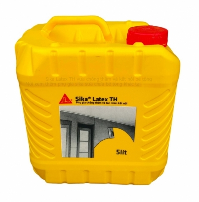 Sika Latex TH (Can 5 lít)