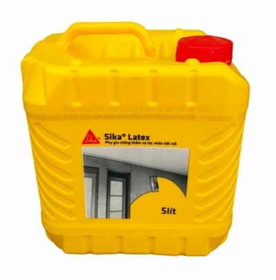 Sika latex (can 5 lít)