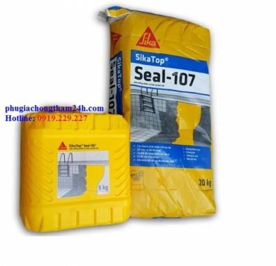 Sikatop Seal 107 - Chống thấm 2 thành phần gốc xi măng