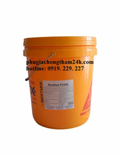 BestSeal PU405 Bestmix - Màng chống thấm nhựa polyurethane gốc nước