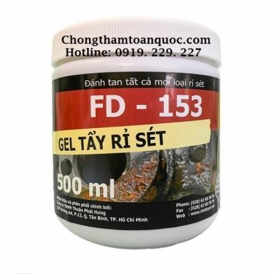 Hoá chất tẩy rỉ sét kim loại FD-153