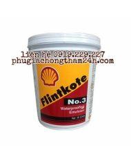 Flintkote No.3 - Chất chống thấm gốc Bitum đàn hồi một thành phần