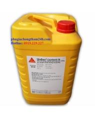 Sikafloor Curehard 24 - Chất tăng cứng và mài bóng bề mặt bê tông