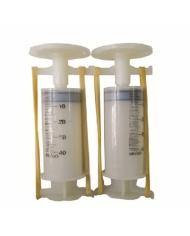 Bộ xi lanh bơm keo Epoxy xử lý vết nứt bê tông