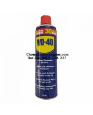 Chai xịt tẩy rỉ sét kim loại WD-40