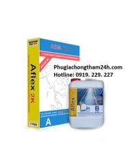 Chống thấm Aflex 2K chính hãng Asia Star