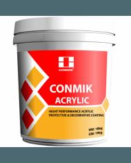 Conmik acrylic - Màng chống thấm styrene acrylic hiệu suất cao