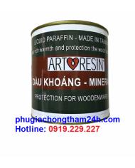 Dầu khoáng mineral oil cho gỗ