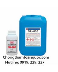 Hoá chất tẩy rửa bề mặt thép không gỉ Nabakem SR-600