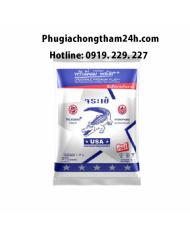 Keo chà ron cá sấu Crocodile Silver Premium Plus