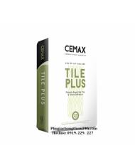 Keo dán gạch Cemax - Tileplus