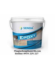 Keo dán gạch và chà ron Senda Epoxy