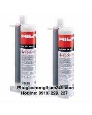 Keo khoan cấy thép Hilti RE10 - 585ml nhập khẩu Đức