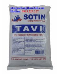 SOTIN TAVI - Keo trám vết nứt chống thấm