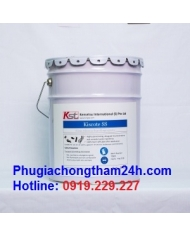KISCOTE FPE - Màng chống thấm polyurethane để lộ thiên