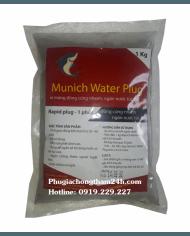 Munich Waterplug 102 – Xi măng đông cứng nhanh cản nước tức thì