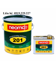 Neomax 201 bộ 7.2kg chất chống thấm polyurethane 2 thành phần