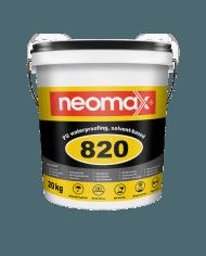 Neomax 820 - Hợp chất chống thấm đàn hồi cao một thành phần