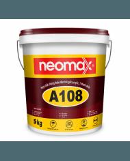 Neomax A108 - Chất chống thấm Polyurethane gốc Acrylic -Thùng 5kg