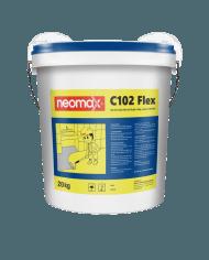 Neomax C102 Flex - Hợp chất chống thấm đàn hồi gốc xi măng
