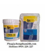 Quicseal 104S - Màng chống thấm dẻo gốc xi măng