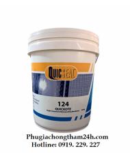 Quicseal 124 - Màng chống thấm gốc nhựa polyme
