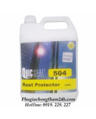 Quicseal 504 - Chất chống tẩy gỉ cốt thép