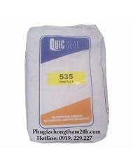 Quicseal 535  - Chất làm cứng bề mặt bê tông