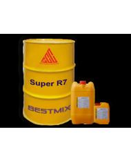 Bestmix Super R7 - phụ gia đóng rắn nhanh cho bê tông