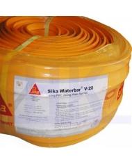 Sika Waterbar V20 - Băng cản nước PVC chống thấm đàn hồi