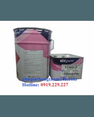 Sơn epoxy KCC ET5660 - Sơn phủ chống thấm hệ lăn cho sàn - KCC Paint