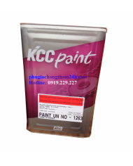 Sơn epxoy KCC Sporthane Topcoat - Lớp phủ chống thấm polyurethane