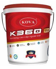 Kova K360 Gold - Sơn bóng cao cấp ngoài trời chính hãng
