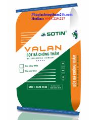 Valan - Bột bả Sotin siêu chống thấm