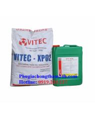 Chống thấm Vitec XP02 hai thành phần gốc xi măng kết hợp Polymer
