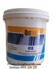 Vữa Quicseal 613 gốc nhựa Epoxy