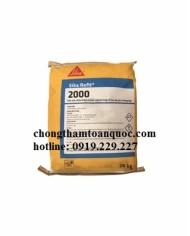 Vữa sửa chữa bê tông - Sika refit 2000