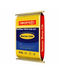 Vữa sửa chữa gốc xi măng Neomax Mortar C50