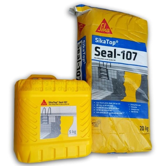 Chất chống thấm sika top seal 107